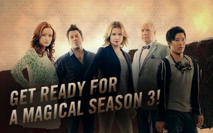 The Librarians 3