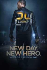 24 Legacy trama
