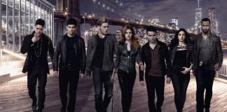 Shadowhunters 2 stagione