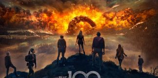 The 100 4 stagione