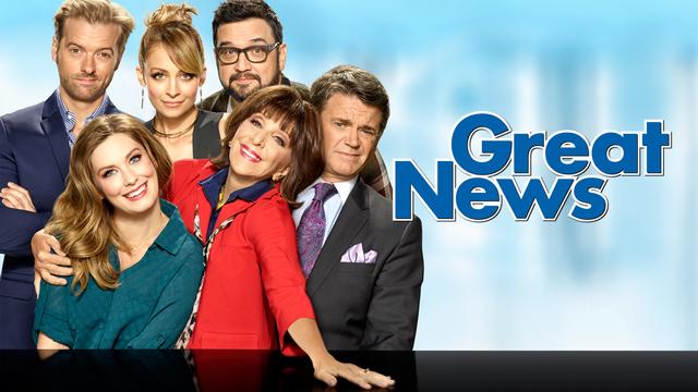 Great News serie tv