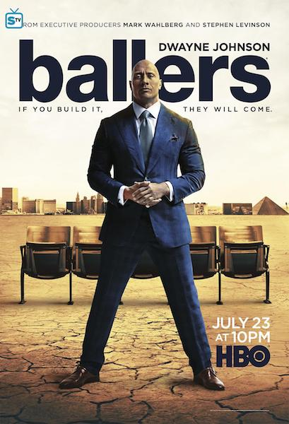 Ballers 3 poster