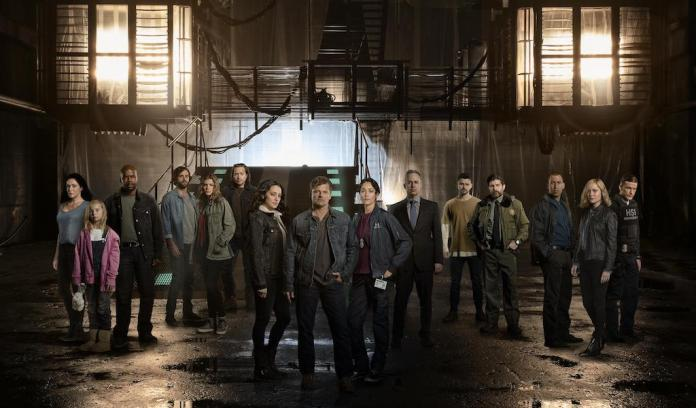 The Crossing Serie Tv