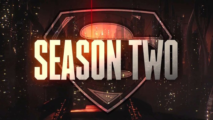 Krypton 2 stagione