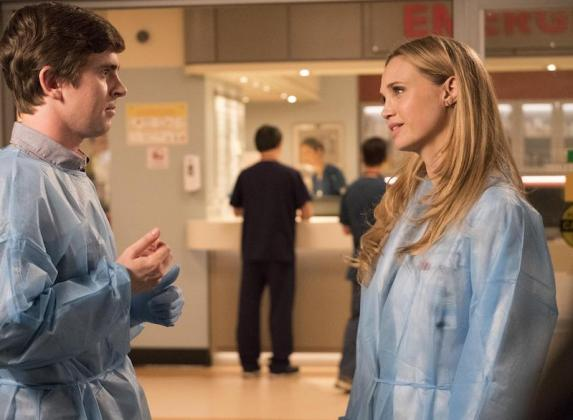 The Good Doctor 2x03