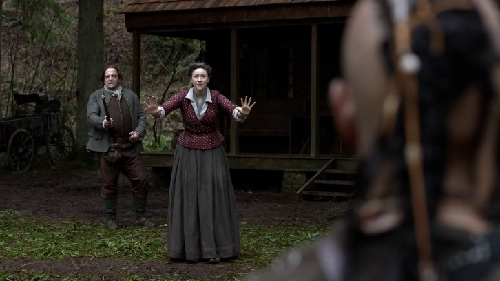 Outlander  4x05 Savages  Desy's Review |