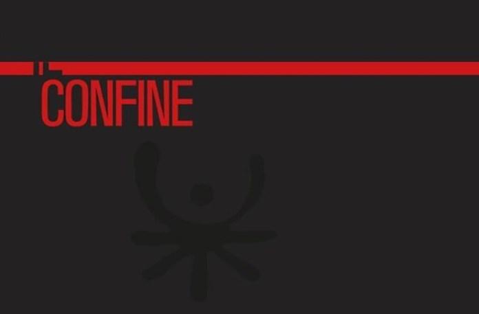 il confine logo