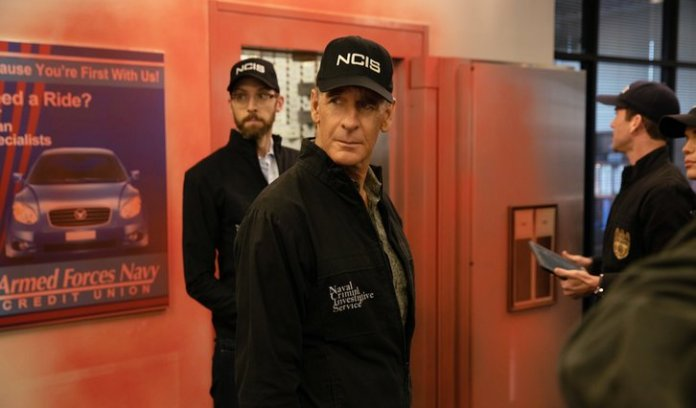 NCIS New Orleans 5x12