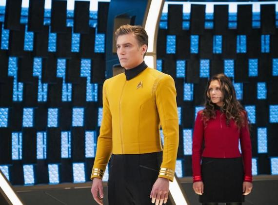 Star Trek Discovery 2x01