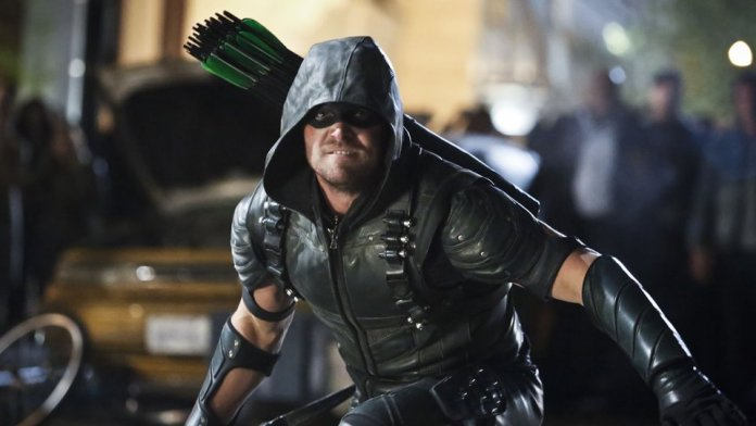 Arrow 8 stagione