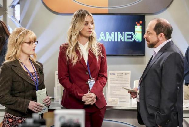 The Big Bang Theory 12x17
