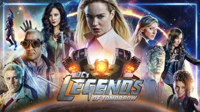 Legends of Tomorrow 5