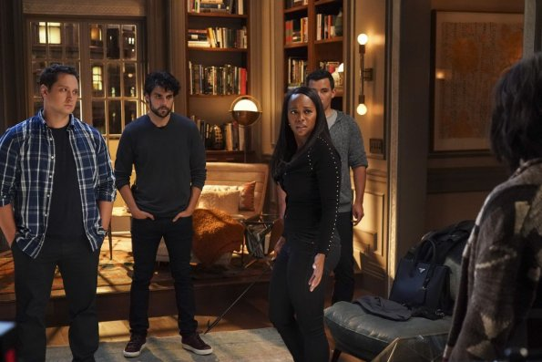 How to Get Away with Murder 6x01