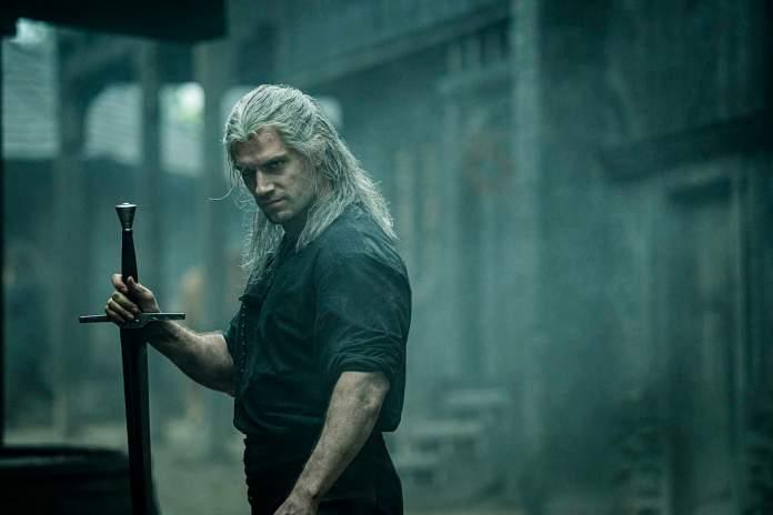 The Witcher serie tv netflix