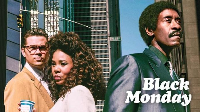 Black Monday serie tv 2019
