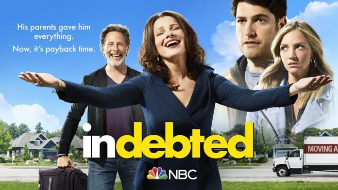Indebted serie tv