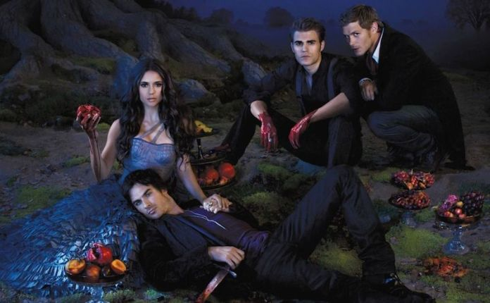 The Vampire Diaries 3 stagione