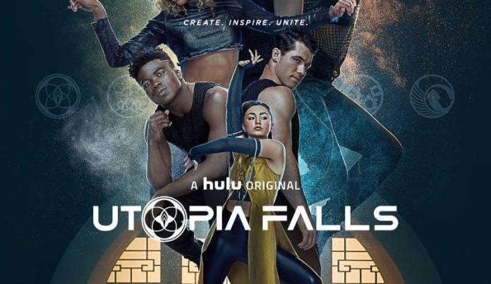 Utopia Falls serietv 2020