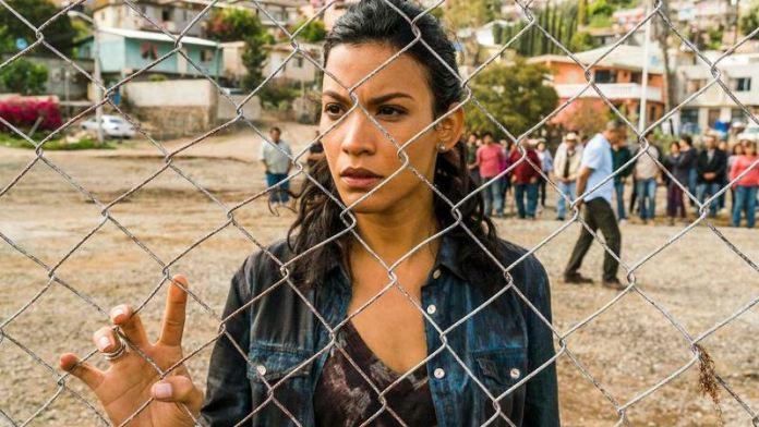 Danay Garcia Fear the Walking Dead