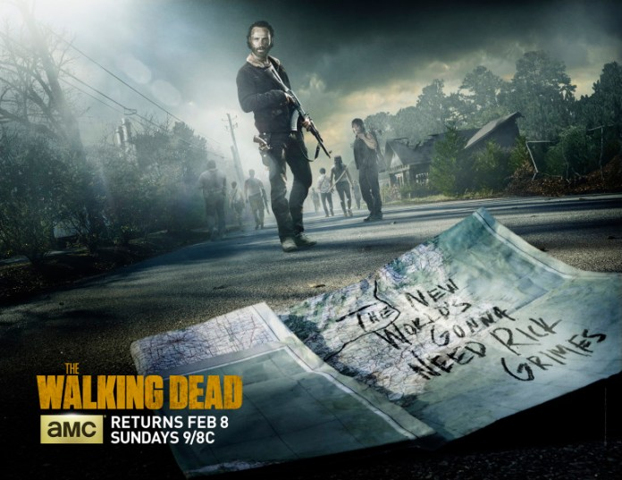 The Walking Dead 5 stagione