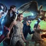 Legends of Tomorrow serie tv 2016