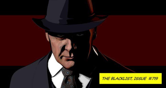 The Blacklist 7x19