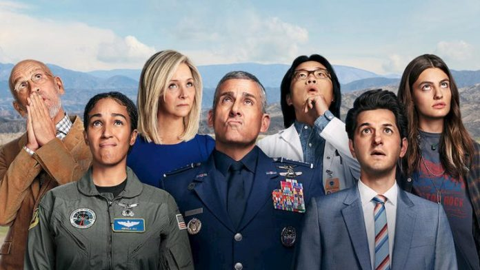 space force recensione