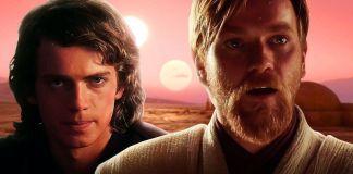 Obi-Wan Kenobi: Hayden Christensen