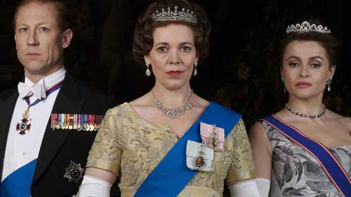 The Crown 4 stagione