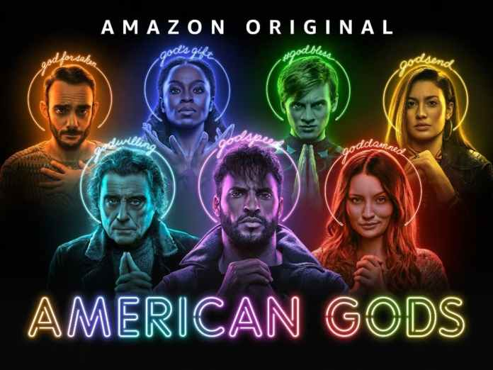 American Gods 3 stagione