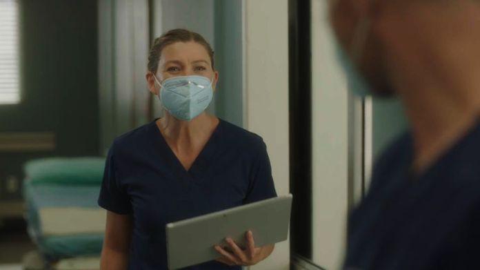 Grey's Anatomy 17x01