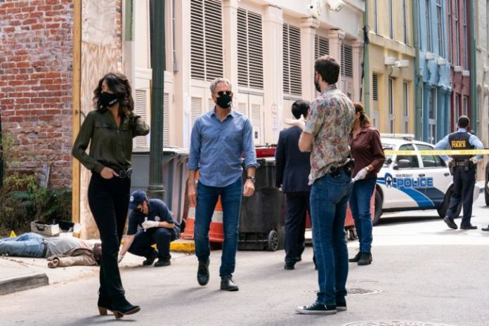 NCIS New Orleans 7x03