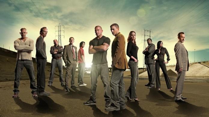 Prison Break cast della serie TV