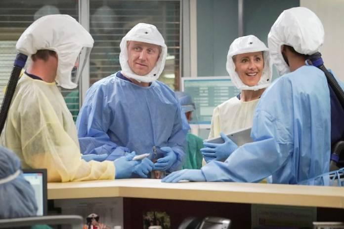 Grey's Anatomy 17x15
