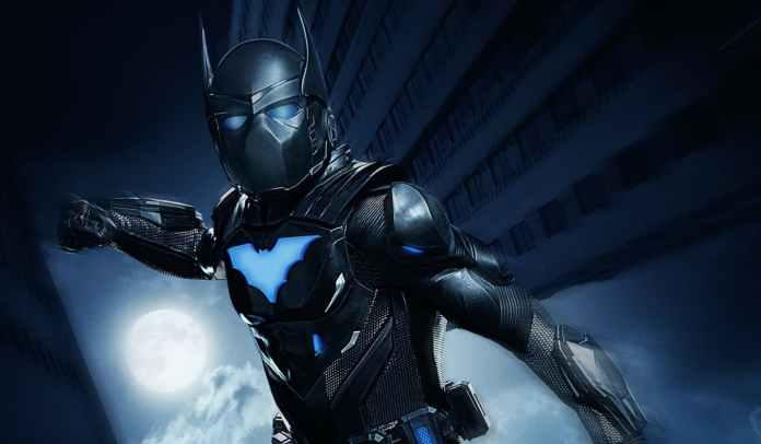 Batwoman 2 Batwing