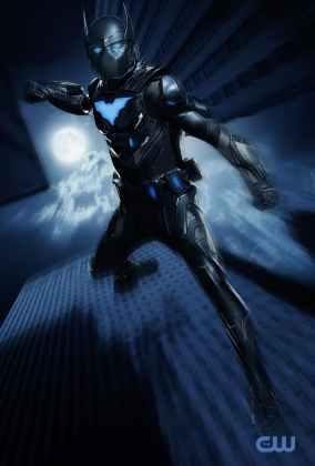 Batwoman 2- prime foto ufficiali di Batwing