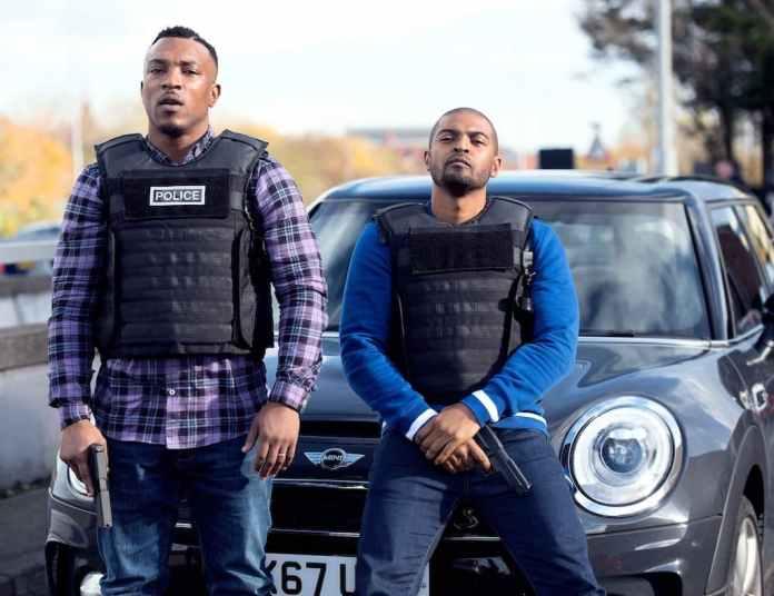 Bulletproof serie tv