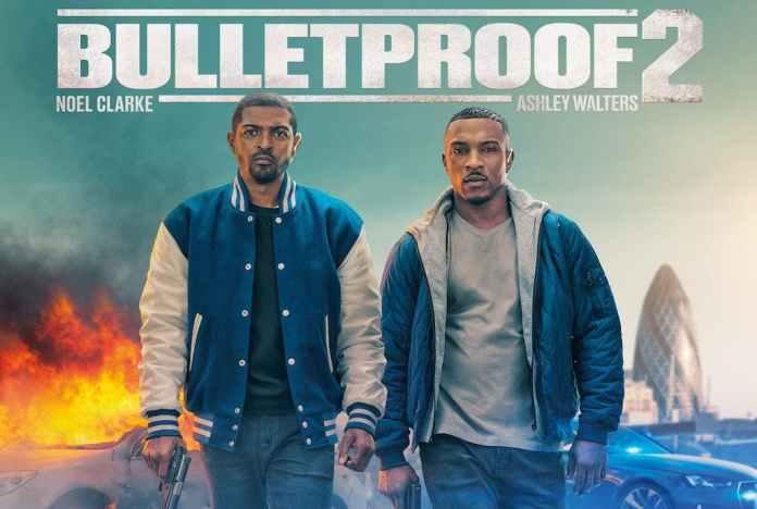 Bulletproof stagione 2