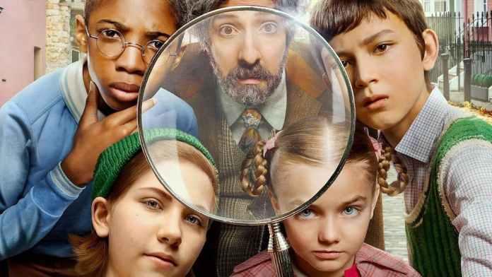 La Misteriosa Accademia dei Giovani Geni serie tv