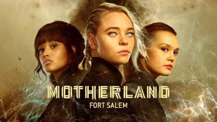 Motherland: Fort Salem 2