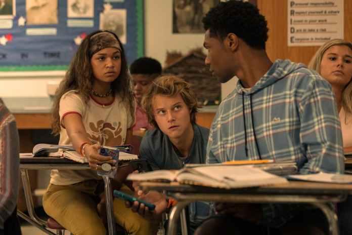 Outer Banks 2 trama e cast