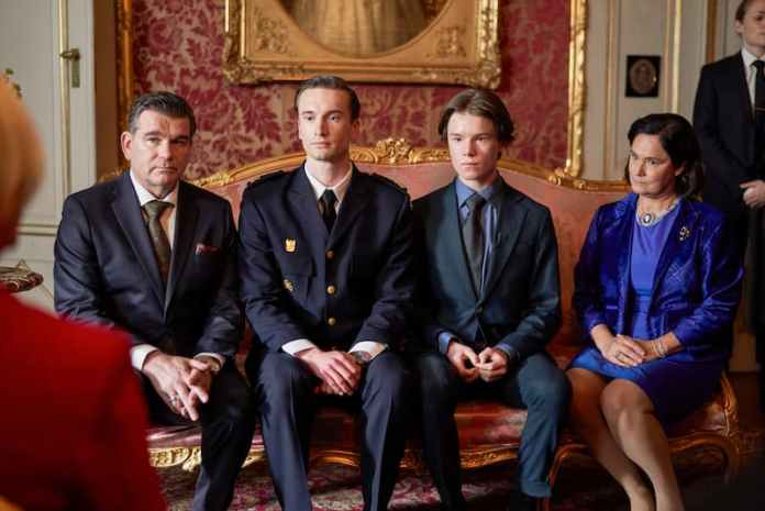 Young Royals trama e cast