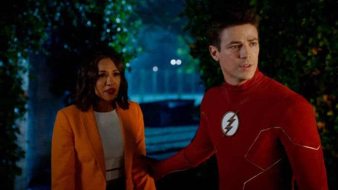 The Flash 7x16