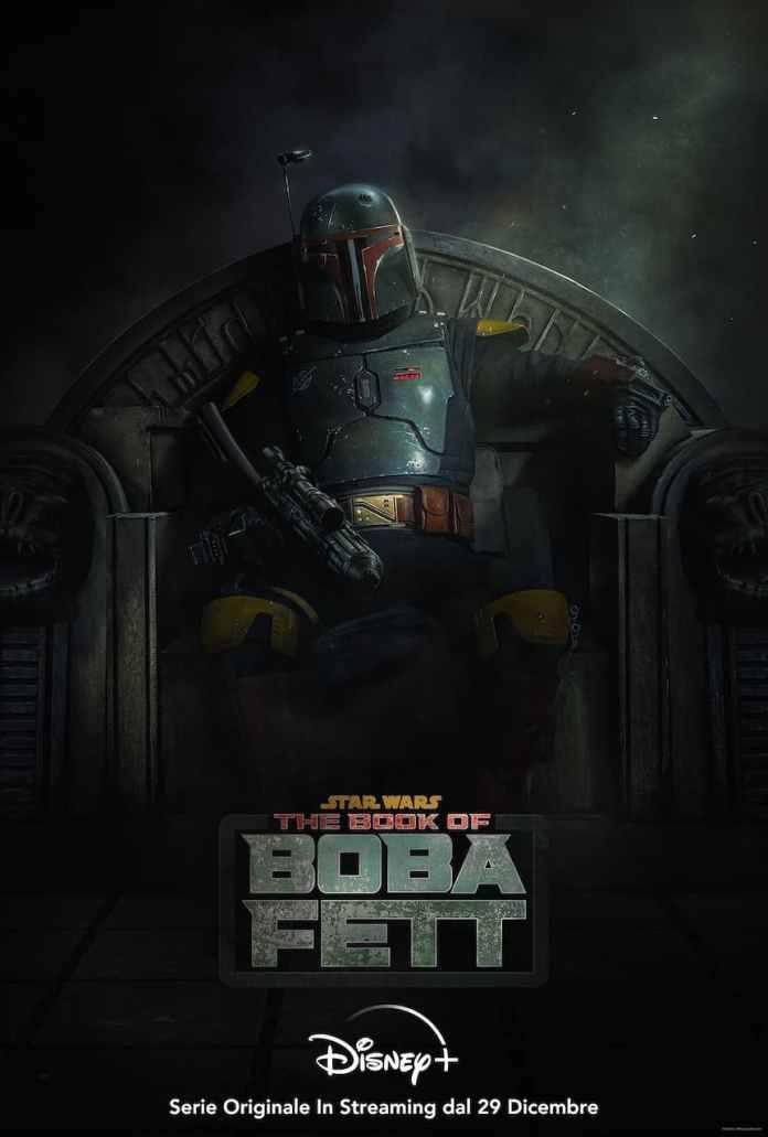 The Book of Boba Fett poster