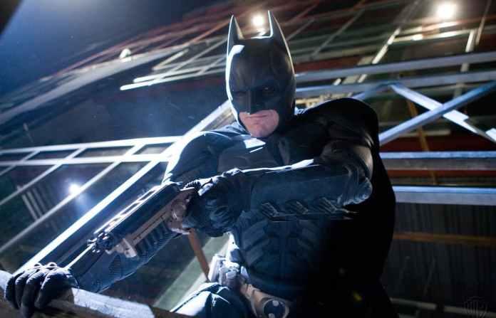 The Dark Knight - Il cavaliere Oscuro Batman