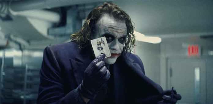 The Dark Knight - Il cavaliere Oscuro joker film