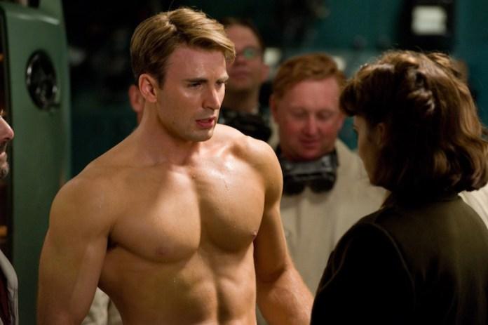Captain America: il Primo Vendicatore cast