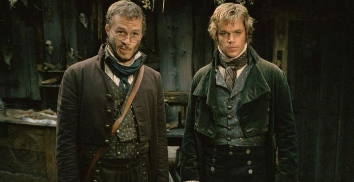 I fratelli Grimm e l'incantevole strega film
