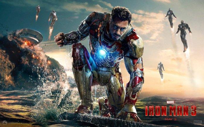 Iron Man 3 recensione film