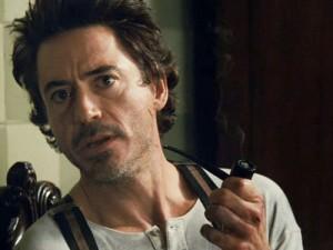 Robert Downey Jr Sherlock
